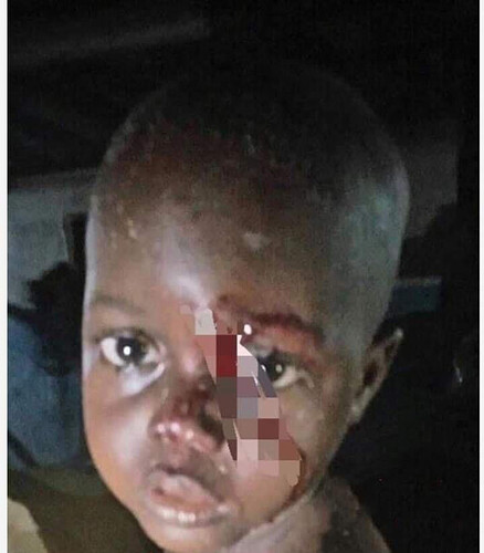 Unknown woman throws 3-year-old boy into well in Delta